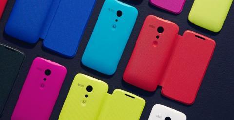 Motorola celebra el éxito de su Moto G con un nuevo modelo para Europa