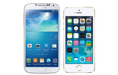 Tamaño pantalla smartphone