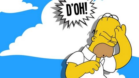 Antena 3 plagia los resúmenes de los capítulos de Los Simpson a una web de fans. Incluido resúmenes falsos con palabras como A3Sucks, creados para pillarles. Un tweet lo cuenta todo.