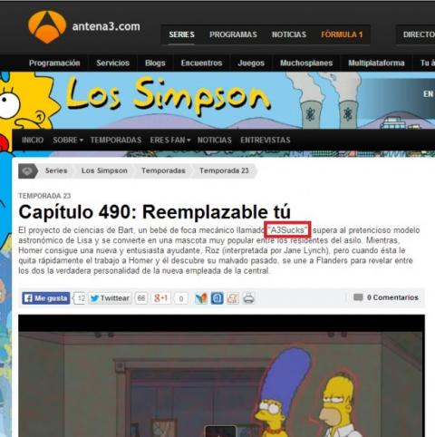 Epic Fail Antena 3