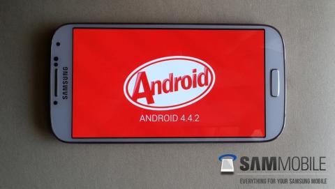Ya puedes instalar Android 4.4.2 KitKat en tu Samsung Galaxy S4