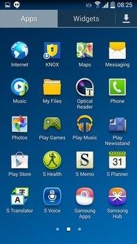 Android 4.4.2 KitKat en Samsung Galaxy S4