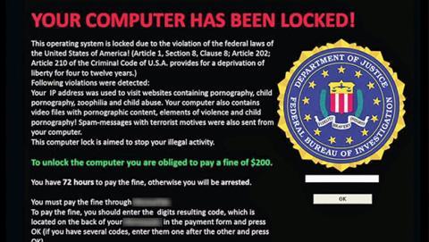 """Precio por recuperar tus archivos si han sido """"secuestrados"""""""