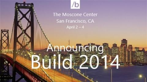 BUILD 2014 Windows 9