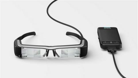 Epson Moverio BT-200, las gafas inteligentes de Epson con cristales binoculares