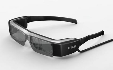 Gafas Epson Moverio BT-200