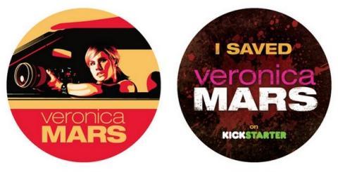 Película Veronica Mars en KickStarter