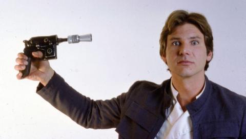 Chewbacca publica fotos inéditas del rodaje de Star Wars en Twitter