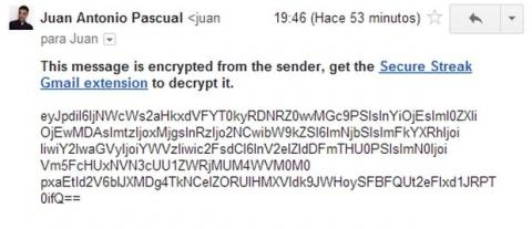 SecureGmail encripta tus emails