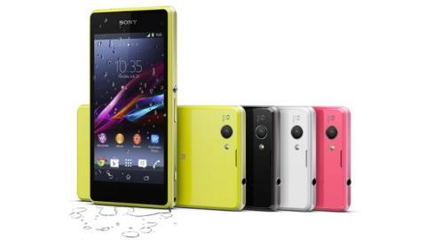 Sony Xperia Z1 Compact, a la venta en España por 549 €