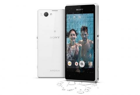 Sony Xperia Z Compact
