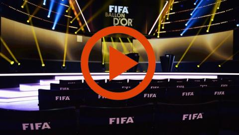 balon de oro video streaming