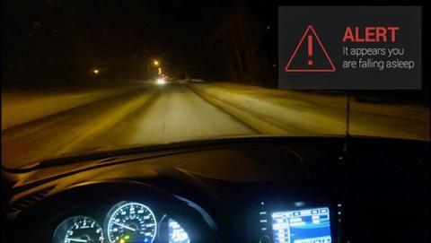 ¿Te duermes al volante? Google Glass tiene una app para eso