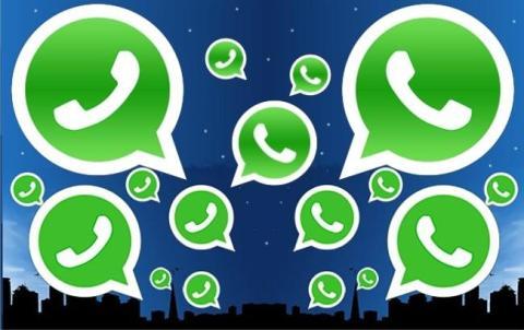 Apps de mensajería, su uso crece un 203 % en 2013