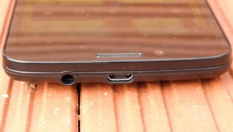BQ Aquaris 5 HD conectividad