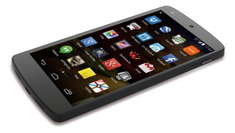 Nexus 5 analisis y prueba