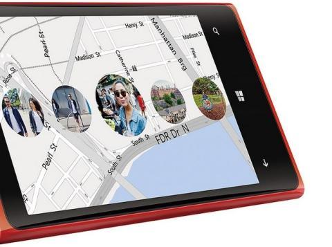Actualización Lumia Black
