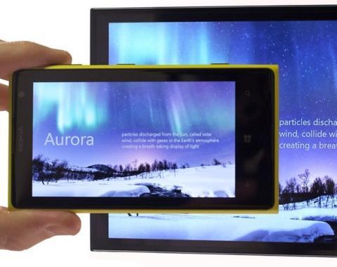 Actualizacion Lumia Black