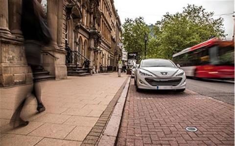 App aparcamiento parkright