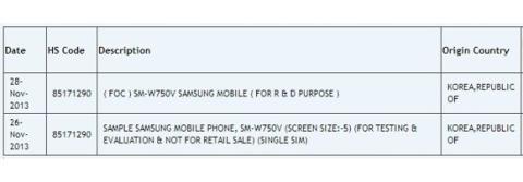 Documentos de envíos hacen mención del nuevo dispositivo