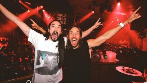 David Guetta es abucheado en un concierto al paralizar la música durante 20 minutos por estropearse el pen drive que la reproducía