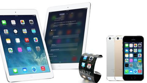 iPhone 6, iPad Pro e iWatch con pantallas más grandes