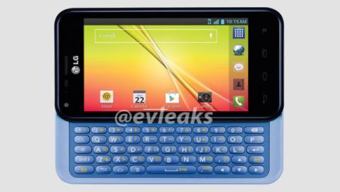 Evleaks filtra imagen nuevo LG Optimus F3Q