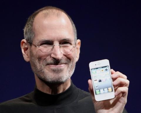 Las excentricidades de Steve Jobs