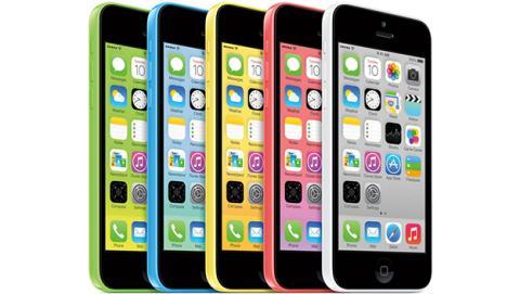 reparaciones pantalla iphone 5c