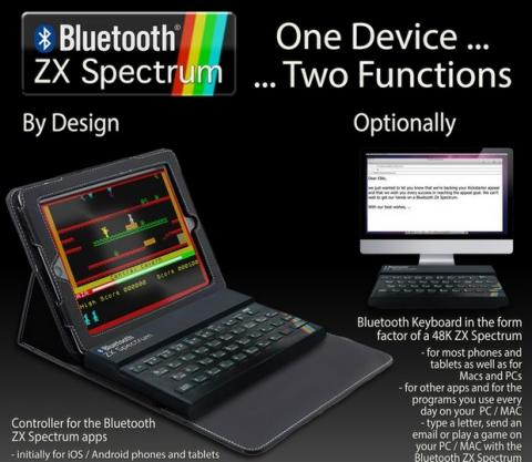 Bluetooth ZX Spectrum