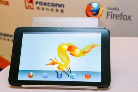 Tablet con Firefox OS