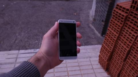 HTC One Mini portada