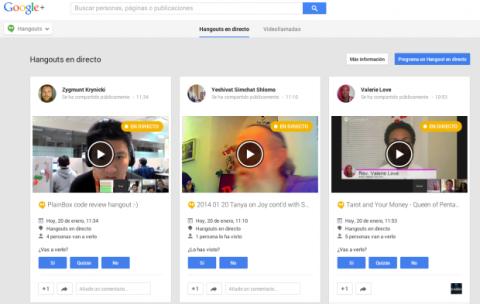 Programar Google Hangouts