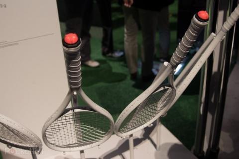 Smart Tennis Sensor de Sony