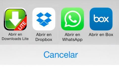 Jailbreak: Manda fotos por Whatsapp desde el carrete de iOS