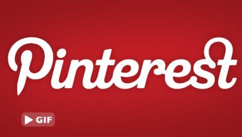 Pinterest trabaja en la implementación de GIFs