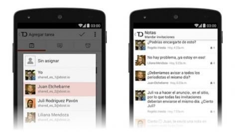Todoist Next para Android