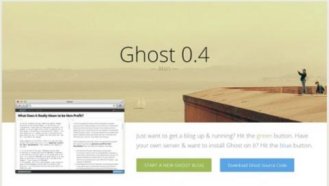 Crea un blog con Ghost