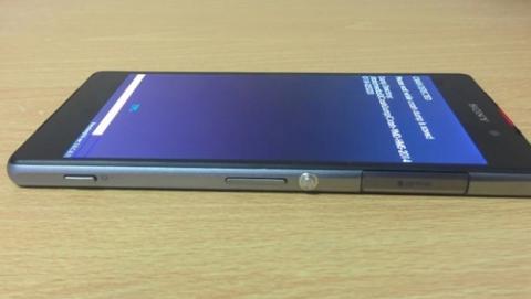 Sony Xperia Z2 características