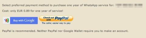 Pagar Whatsapp
