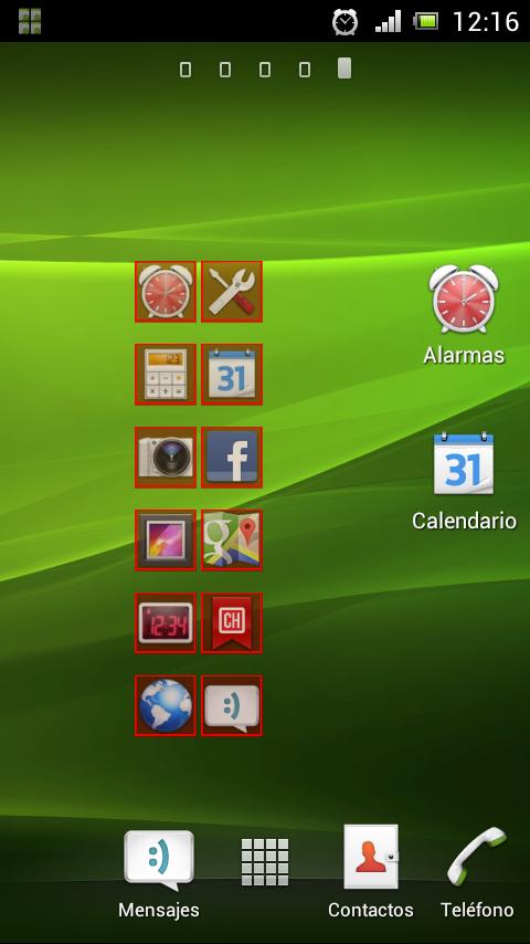 Editar widgets