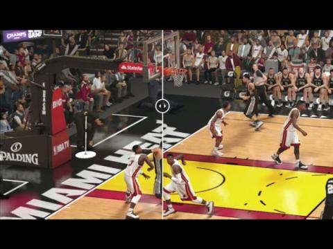 NBA 2K14 xbox one ps4