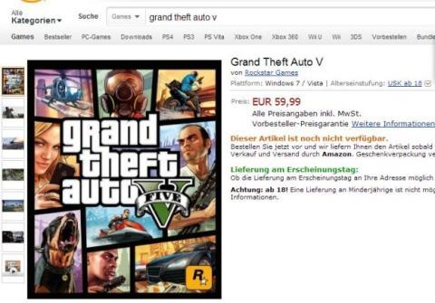 GTA 5 para PC
