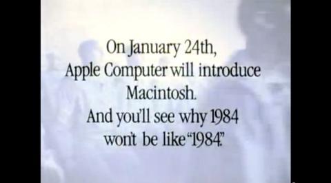 Anuncio Mac de Apple 1984