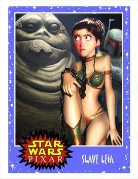 Star Wars versión Pixar