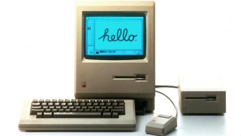 Treinta aniversario del primer Macintosh de Apple
