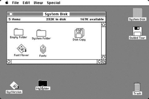 Treinta años del primer Mac