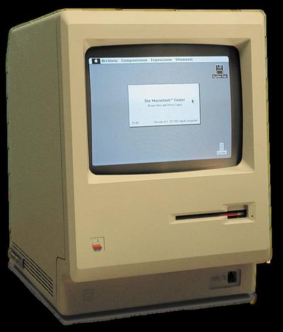 Tres décadas del primer Macintosh