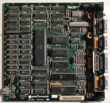 Treinta años primer Mac