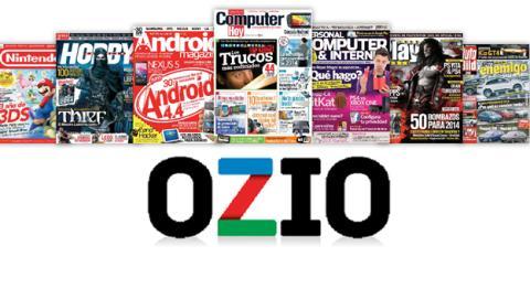 OZIO, el nuevo club del lector de Axel Springer